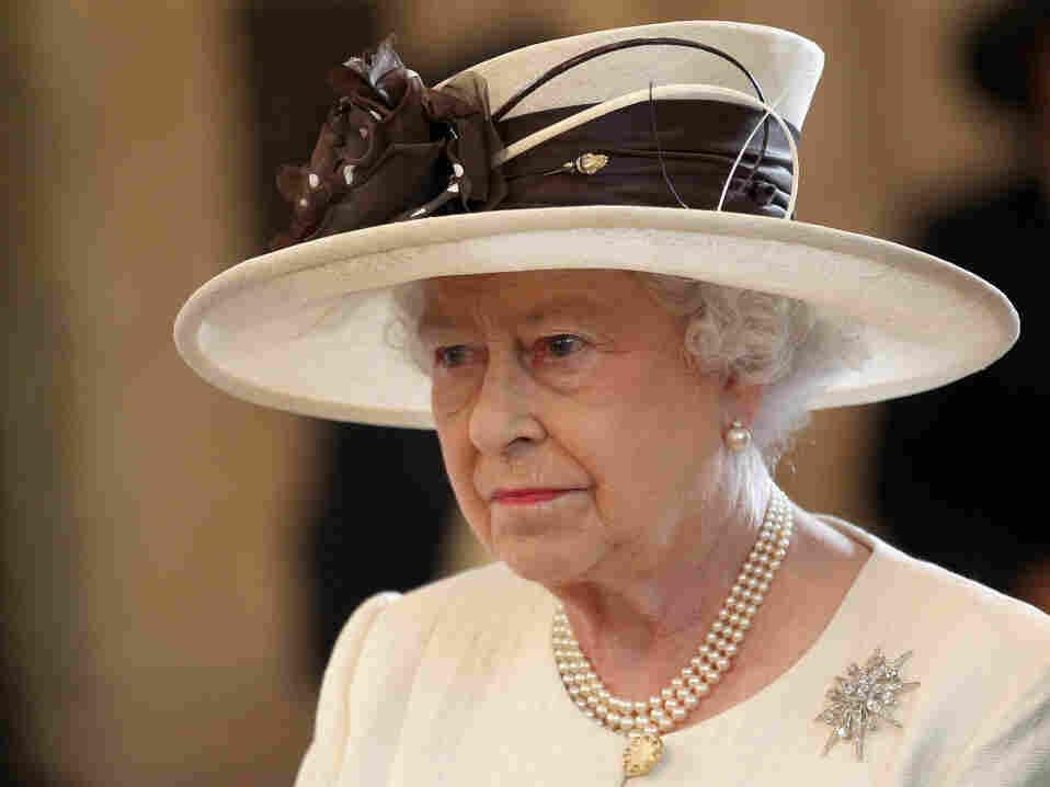 Queen Elizabeth II in November.