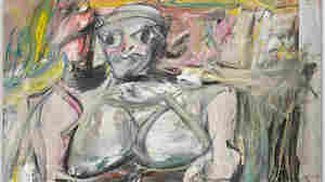At MoMA, A Look At De Kooning's Shifts In Style