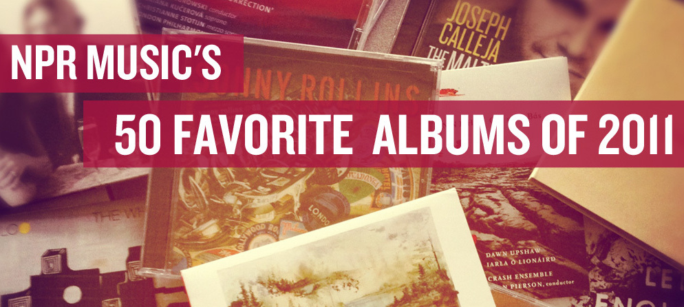 Andrea Echeverri: NPR Music's 50 Favorite Albums Of 2011 : NPR
