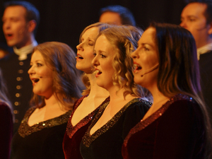 Celtic choir Anuna.