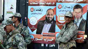 Islamist Parties At Odds In Egypt's Ongoing Elections