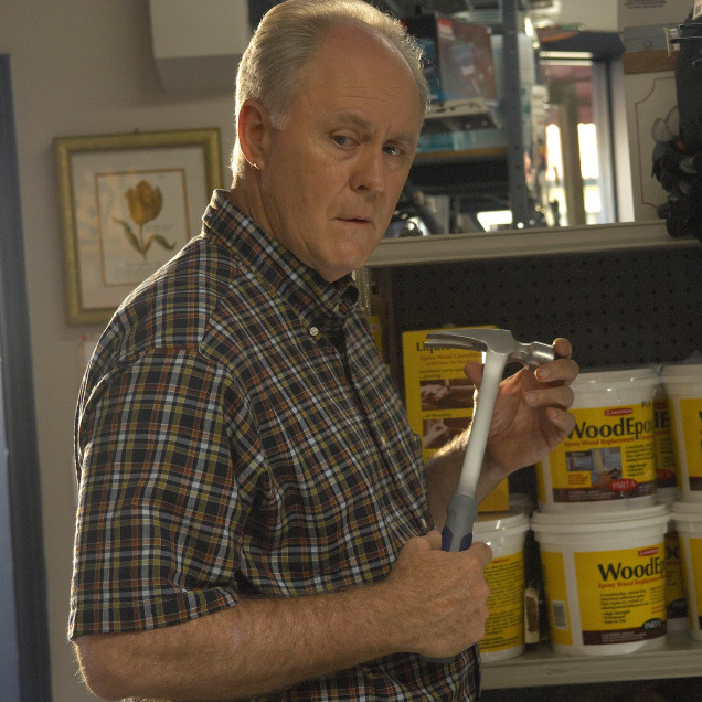 John Lithgow played Arthur Mitchell, known as the Trinity Killer, in the Showtime series Dexter. He won an Emmy Award for his portrayal of the tortured villain.