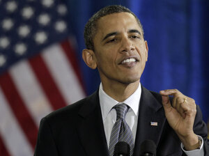 President Obama advocated in a speech in Kansas on Tuesday for exten