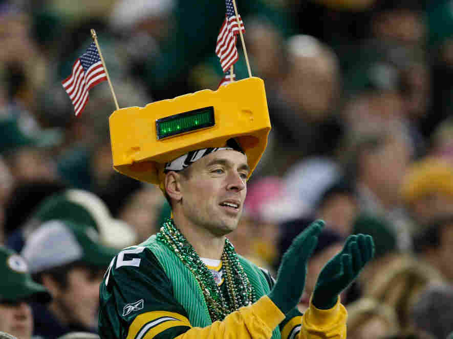 Packers fans do love their team.