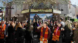 Raise A Glass Of Butterbeer As Potter's 'Wizarding World' Comes To Hollywood
