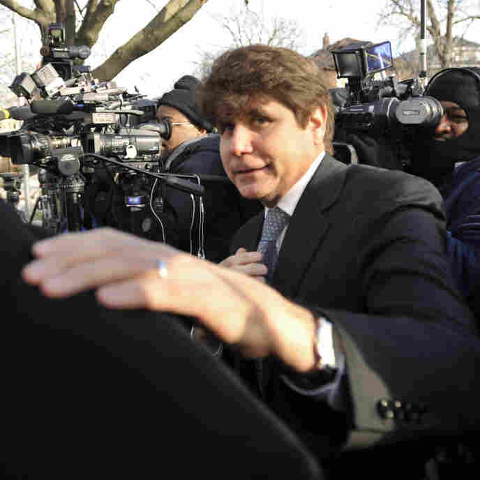 Blagojevich Could Talk Morality But Not Walk It