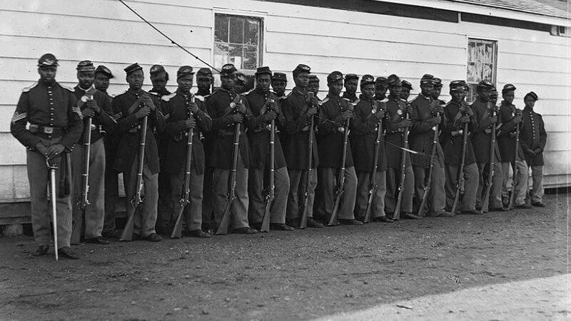 black regiment civil war
