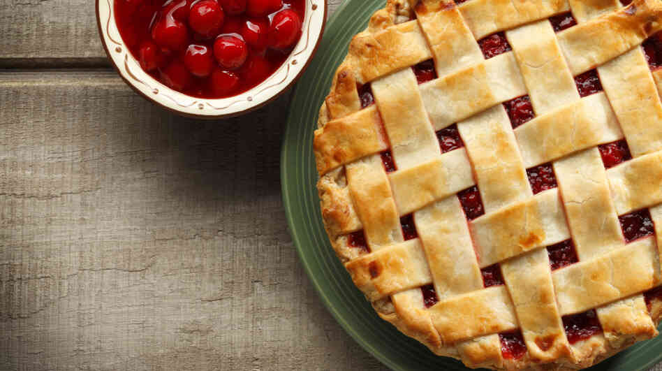 Want the perfect pie crust? Christopher Kimball from America's Test Kitchen says the secret is to substitute half of the recipe's water with vodka, for a dry, flaky crust.