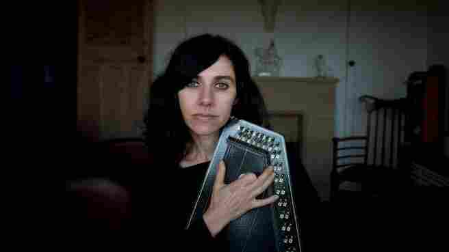 PJ Harvey's Let England Shake tops John Schaefer's list of the year's best albums.