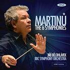 Martinu: The 6 Symphonies.
