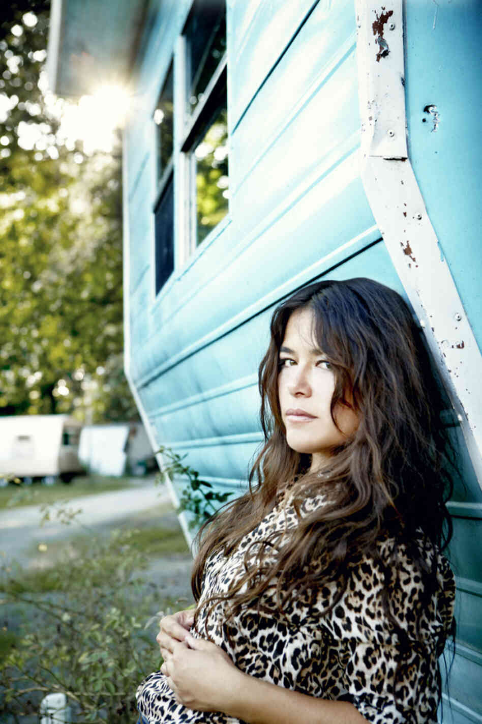 Rachel Yamagata's latest album is titled Chesapeake.