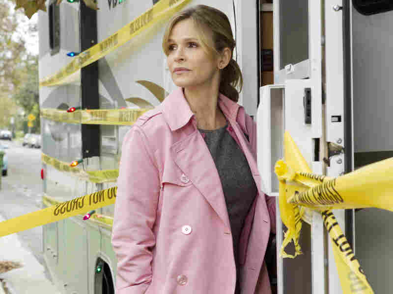 Kyra Sedgwick plays Deputy Chief Brenda Leigh Johnson on TNT's The Closer, which will end in 2012.