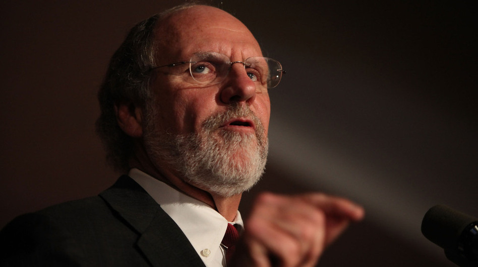 Former New Jersey Gov. Jon Corzine (D).  (Getty Images)