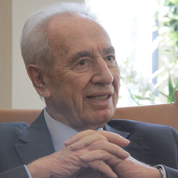 Shimon Peres is Israel's ninth president. He has previously written For the Future of Israel, The Imaginary Voyage: With Theodor Herzl in Israel and Battling for Peace: A Memoir.