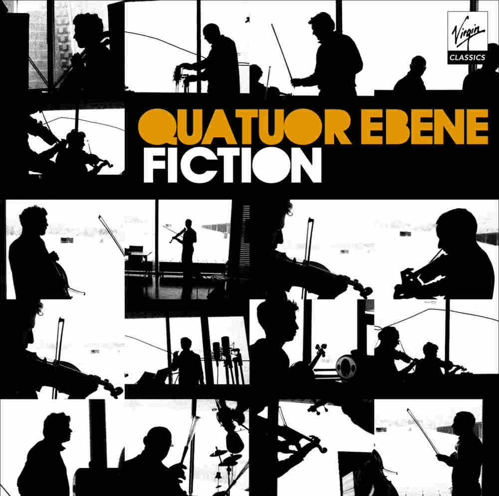 Fiction by the Ebene Quartet was one of our favorite albums this year.