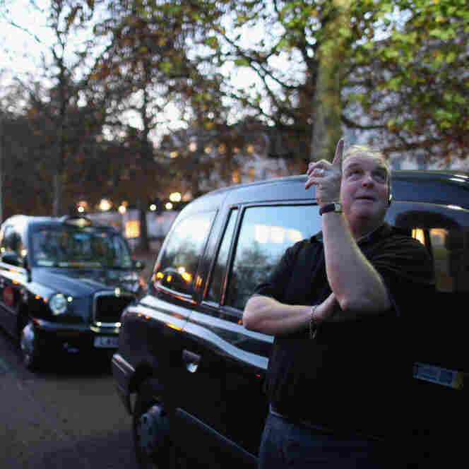 Scientists Find Studying For Test To Become London Cabbie Enlarges Brain