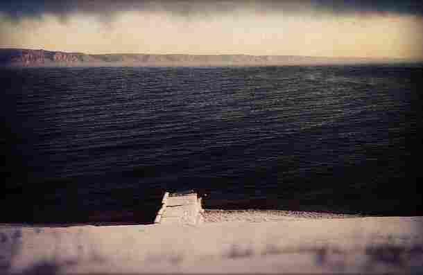 Lake Baikal, the world's deepest freshwater lake, is seen in Siberia.