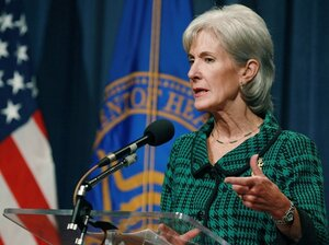 This week Health and Human Services Secretary Kathleen Sebelius overruled the FDA's recommendation to allow girls under 16 access to emergency contraception without a prescription.