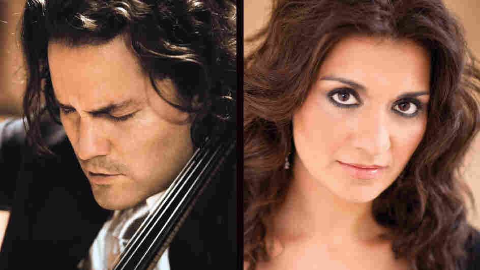 Cellist Zuill Bailey and soprano Isabel Bayrakdarian reanimate the late composer Manuel de Falla on The Spanish Masters.