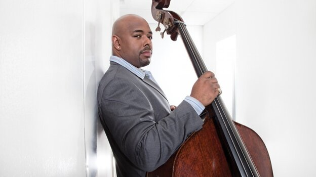 Jazz bassist Christian McBride has just released two albums — a set of intimate duets called Conversations with Christian and a big-band affair called The Good Feeling.