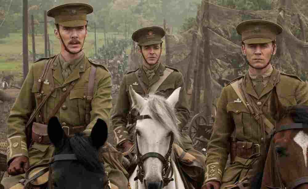 Director Steven Spielberg's War Horse is about a young man and his horse, separately drafted into service in World War I. It is just one of several films this season set amidst the backdrop of wars involving Great Britain.