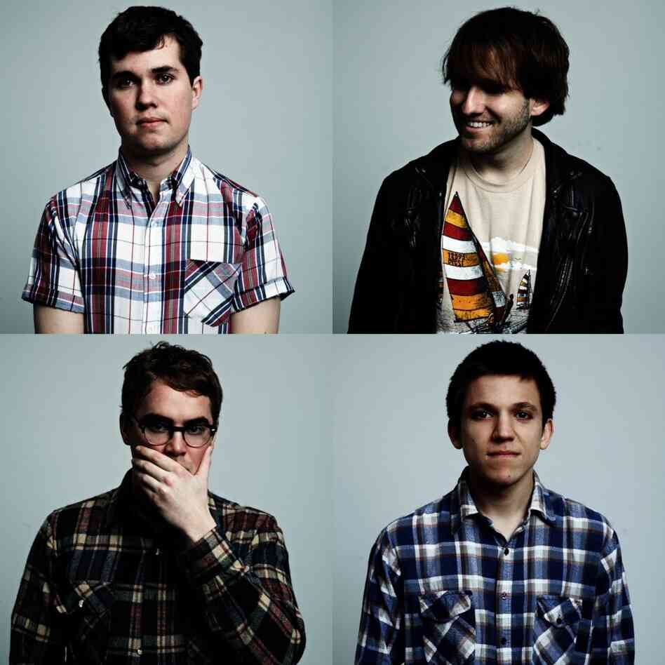 "In the irresistible ""I'm Not Ready,"" Surfer Blood proves that its astronomically fun debut was no fluke."