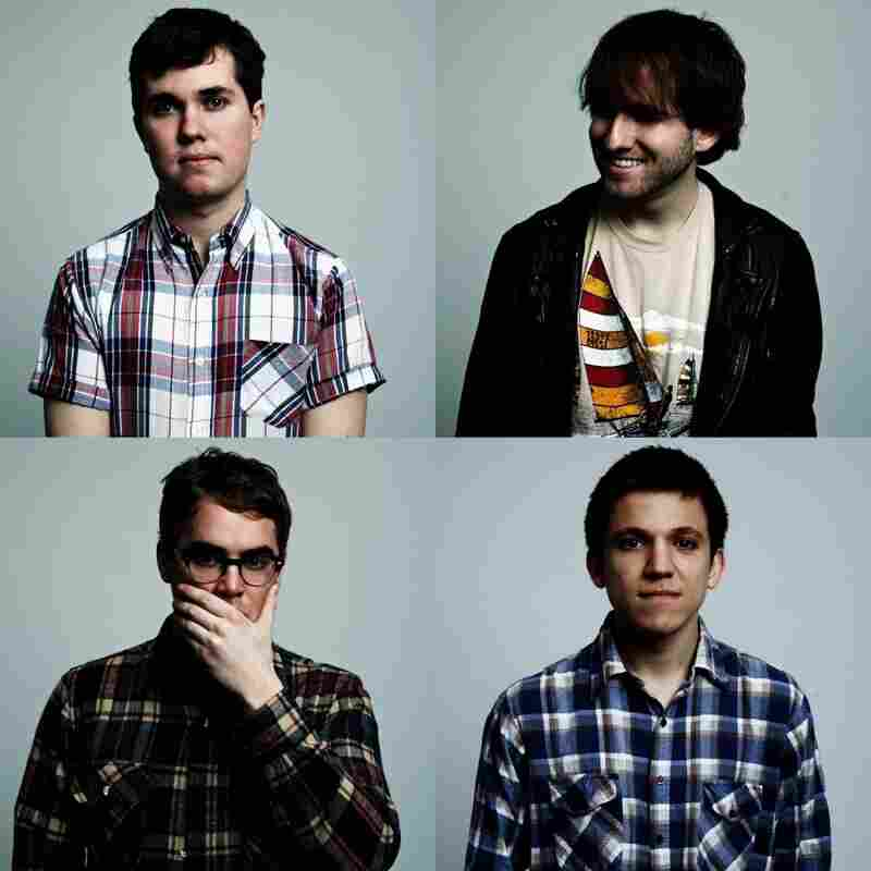 """In the irresistible """"I'm Not Ready,"""" Surfer Blood proves that its astronomically fun debut was no fluke."""