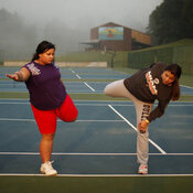 Located in the North Carolina mountains, Wellspring Academy is a boarding school for overweight teenagers. In addition to their regular classes, students learn to control their weight through a healthful diet, physical activity and counseling.