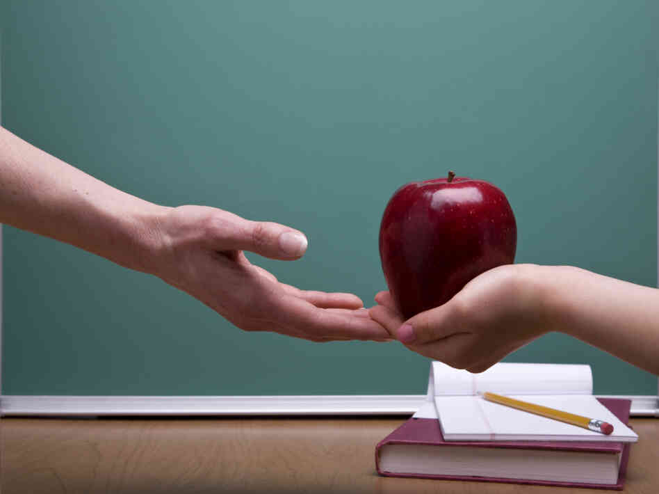A new ethics law in Alabama bans all government workers —  including teachers — from receiving gifts.
