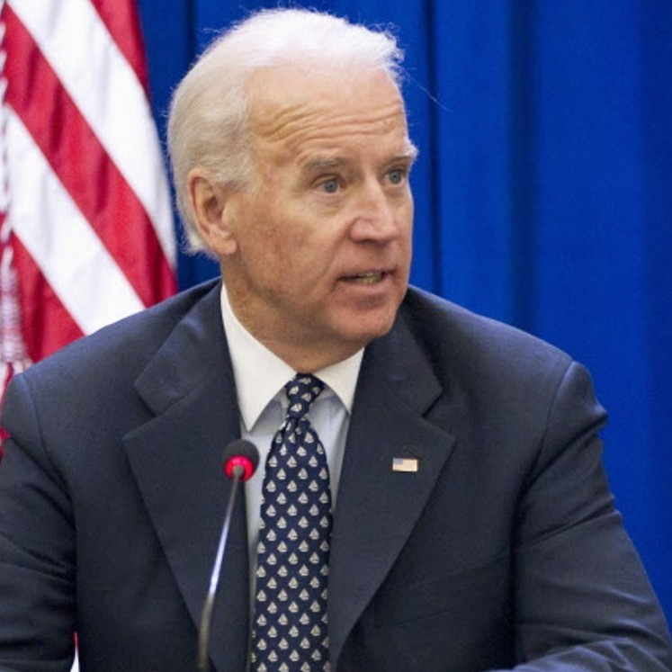Vice President Biden during a meeting in Washington earlier today (Dec. 13, 2011).