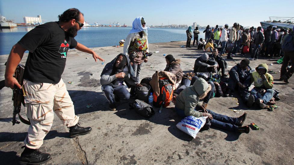 Libyan Slave Market >> African Migrants Caught In Brutal Libyan Limbo : NPR