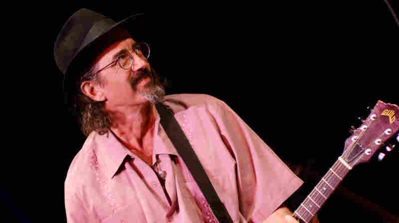 James McMurtry in his ninth appearance on Mountain Stage.