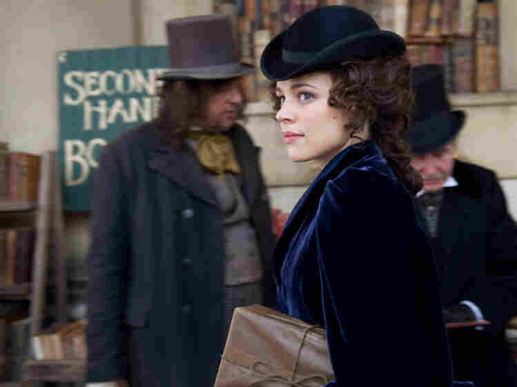 Rachel McAdams returns for a cameo as Irene Adler — opera singer, Holmes-outwitter — in A Game of Shadows.