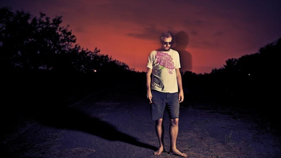 Justin Vernon, a.k.a. Bon Iver.
