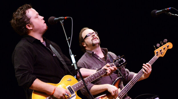 Jason Isbell and the 400 Unit on Mountain Stage.
