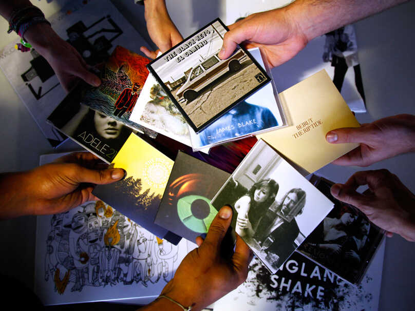 All Songs Considered listeners picked their favorite albums of 2011.