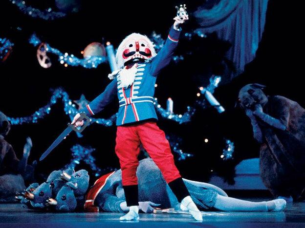 George Balanchine's 'The Nutcracker.'