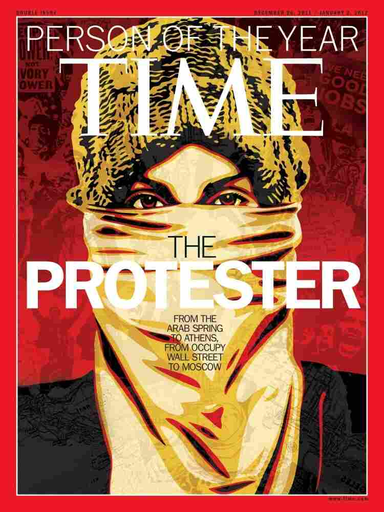 Time's 'Person of the Year.'