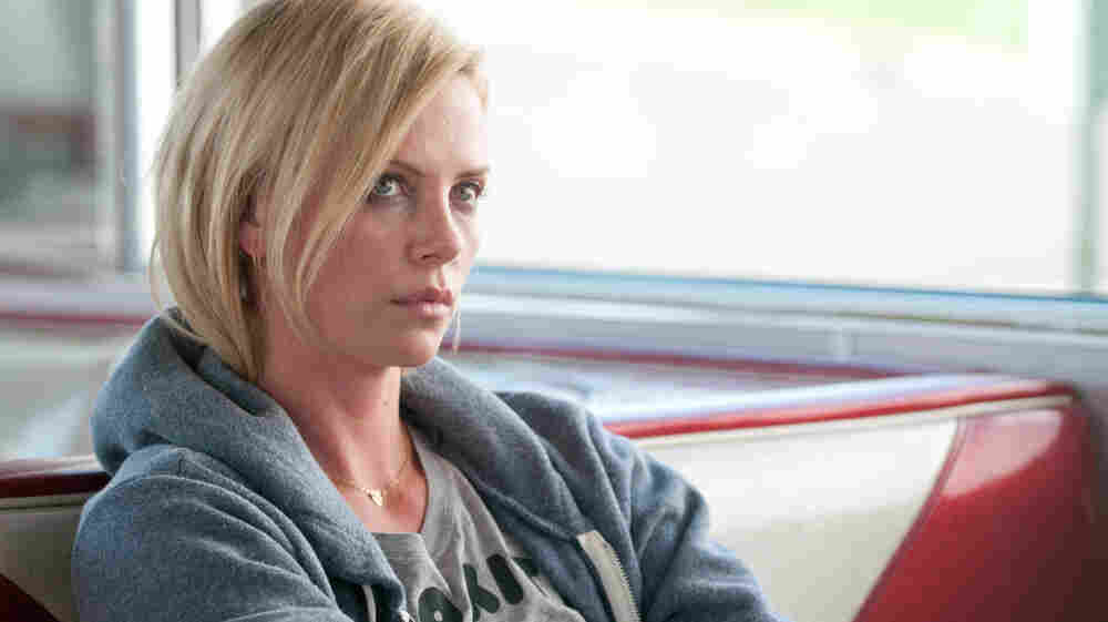 Charlize Theron plays Mavis Gary in Young Adult.