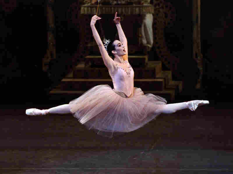 "Jenifer Ringer performs as the Sugarplum Fairy during a 2010 performance of ""The Nutcracker"" at Lincoln Center in New York."