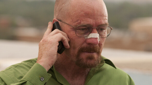 Over the past few seasons, Breaking Bad's Walter White (Bryan Cranston) has changed from meek hero to forceful villain. TV critic David Bianculli says he isn't just breaking bad anymore — he's entirely broken.