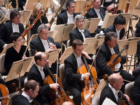 The Boston Symphony Orchestra has made its belated debut at Walt Disney Concert Hall in Los Angeles.