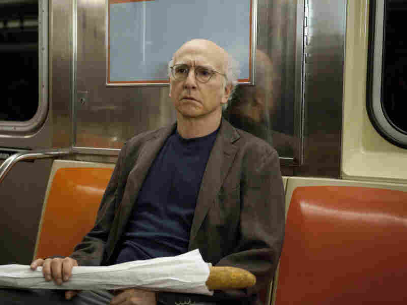 Larry David returned for an eighth season of Curb Your Enthusiasm this year.