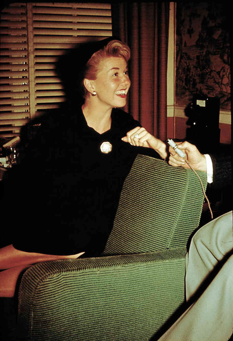 Doris Day, October 1956