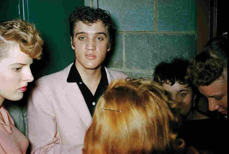 Elvis Presley, October 1955