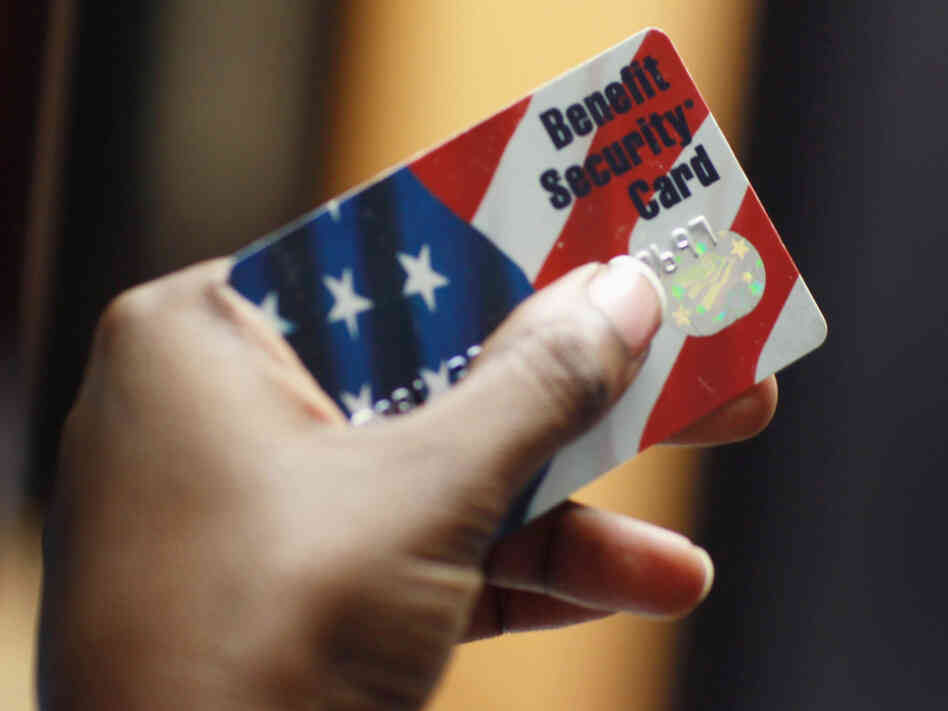 "Food stamps aren't ""stamps"" anymore — they're debit cards. But they won't get you a trip to Hawaii."