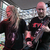 Hail of Bullets practically steamrolled East Saratoga St. with death metal at Maryland Deathfest in Baltimore this past May.