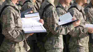 Military advocates have warned that some schools see service members as walking dollar signs.