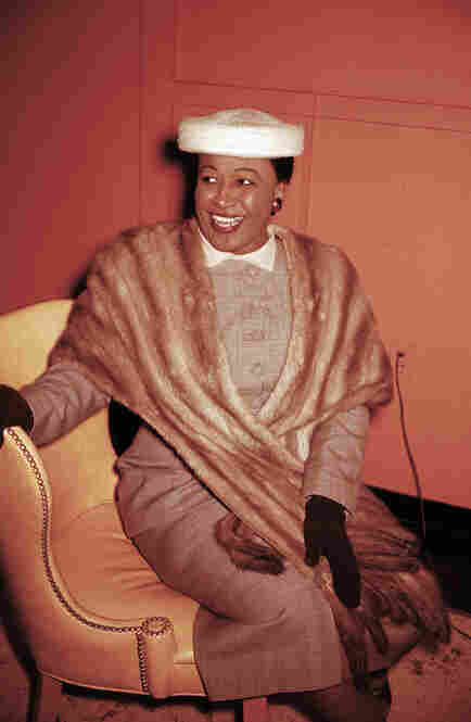 Nellie Lutcher, May 1956