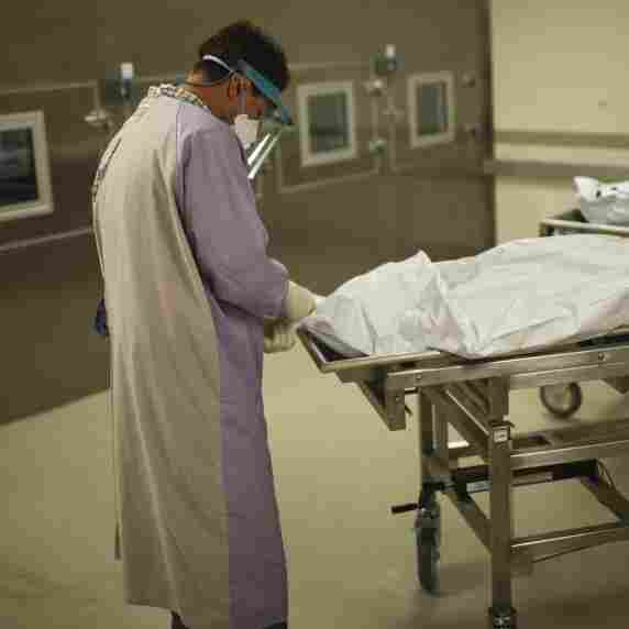 Once Routine, Autopsies Now Scarce At U.S. Hospitals